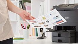 Hassle free printing